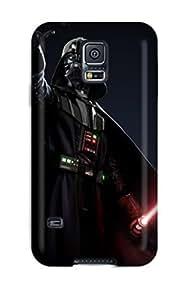 Galaxy S5 CXQSuLP2384Utcrp Star Wars The Force Unleashed 2 Tpu Silicone Gel YY-ONE. Fits Galaxy S5