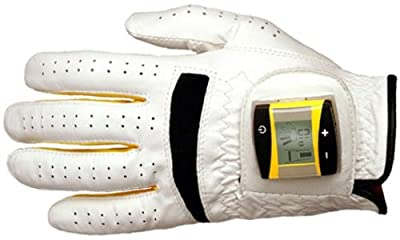 SensoGlove Golf Glove Med/Large Monitors Pressure Sweat Proof Digital Computer