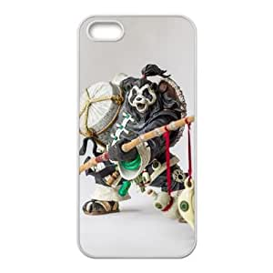 Chen Stormstout iPhone5s Cell Phone Case White yyfabc-368500