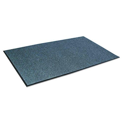 Crown NR0046GY Needle Rib Wipe & Scrape Mat, Polypropylene, 48 x 72, Gray (Scrape Mat)