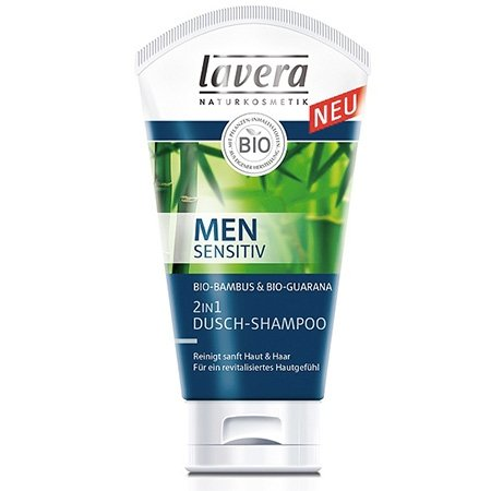 2-in-1 Shower Shampoo, lavera