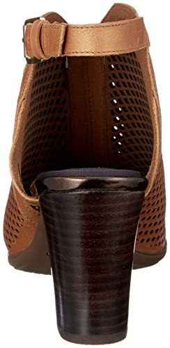 Bout Sandales Perf Trixie Tan Marron Shoo Rockport Femme Ouvert Motion Total wxStYX