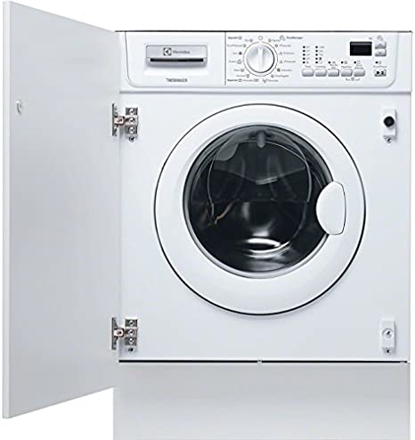 Electrolux Rex EWG127410W - Lavadora (Integrado, Color blanco ...