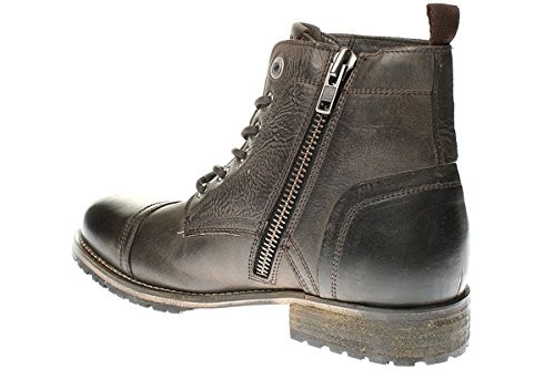 Pepe Jeans Melting Med - Herren Schuhe Stiefel Boots - PMS50115-878-brown