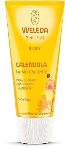 Weleda Baby Calendula Gesichtscreme, 50 ml