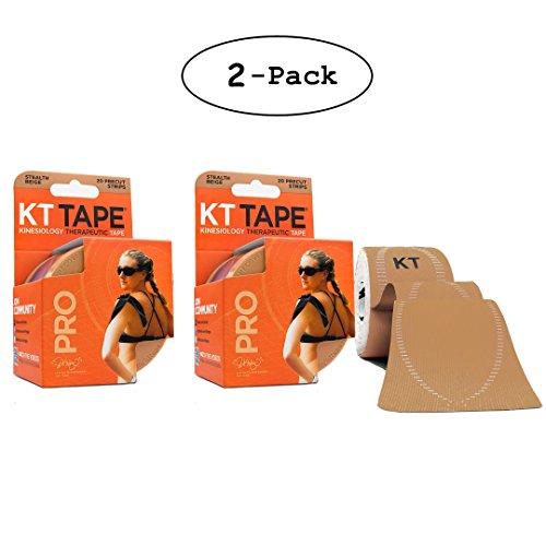KT Synthetic Elastic Kinesiology Pre Cut
