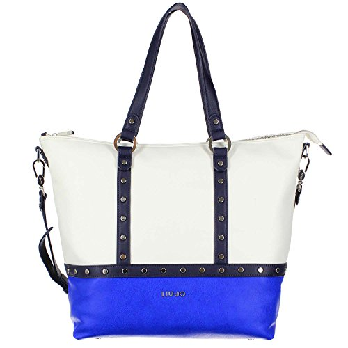 Liu. Jo Shopping bag IO Blu Palazzo