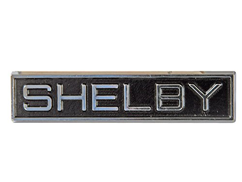 Mustang Emblem Shelby Roof Fastback 1969 - 1970