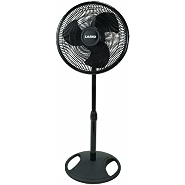 Lasko 2521 Oscillating Stand Fan, 16-Inch