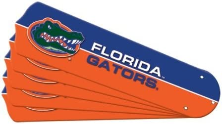 Ceiling Fan Designers New McCaa Florida Gators 52 Ceiling Fan Blade Set
