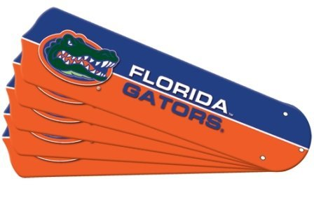 Ceiling Fan Designers New McCaa Florida Gators 52