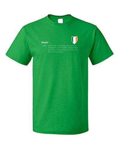 nair-definition-funny-irish-last-name-unisex-t-shirt-adultl