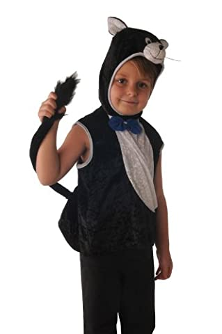 Cheadle Royal Cat Tabard Costume (3-5