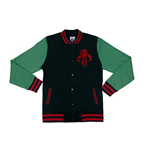 Star Wars Boba Varsity Jacket