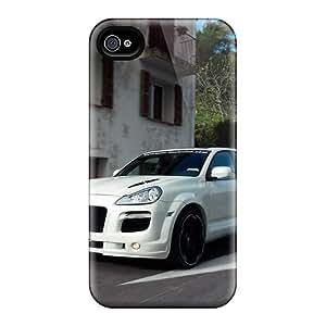 Iphone 4/4s Case Bumper Tpu Skin Cover For Porsche Cayenne Accessories