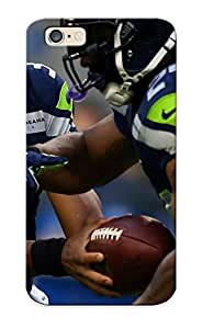 QueenVictory 81f1faf1963 Case Cover Skin For Iphone 6 (2013 Seale Seahawks Nfl Footballjr )/ Nice Case With Appearance
