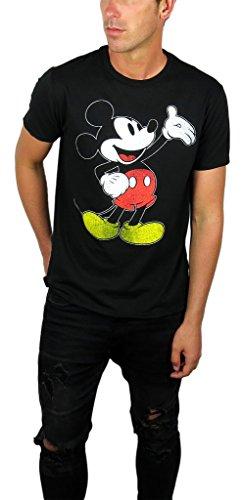 Classic Adult Black T-Shirt - 4