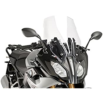 Puig Touring Windscreen 15-18 BMW R1200RS CLEAR
