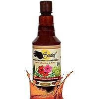 Sadaf Herbal Shampoo and Conditioner(500ml)