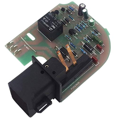 Bapmic 12463090 Wiper Pulse Motor Circuit Board Module for Cadillac Chevrolet GMC Oldsmobile Pontiac