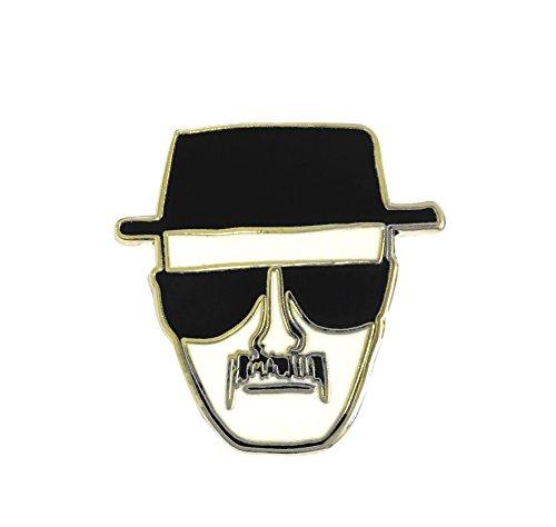 Heisenberg Enamel Collector's Pin