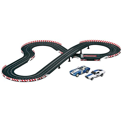 Carrera 20025201 Evolution Fast Classics Analog Slot Car Roadrace Set from Carrera