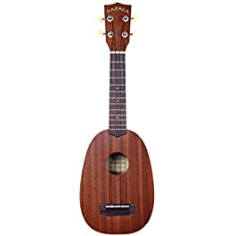 Kala KA-MK-P Makala Pineapple-Style Soprano Ukulele