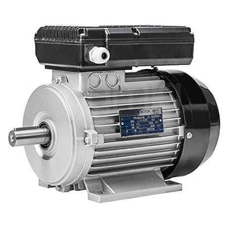 Schema Elettrico Motore Monofase Avanti Indietro : Motore elettrico monofase v giri min da hp a hp