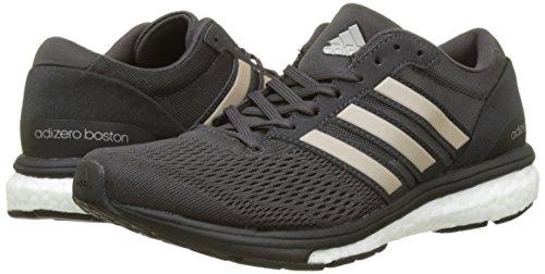 Pour Adidas Black Adizero Core s16 6 Femme Met Black Competition F16 Chaussures Boston utility Course De Platin Noir 0qHPEH