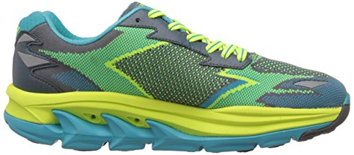 Skechers Go Run Ultra R - Road, Chaussures de Running Compétition Femme Turquoise (Tqlm)