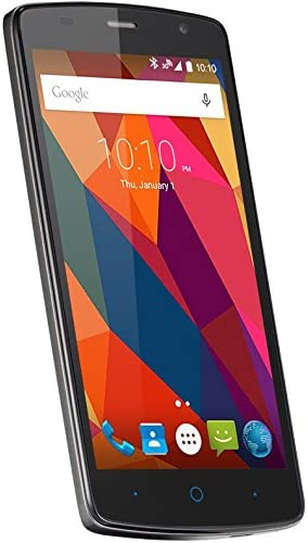 ZTE Blade L5 Plus SIM Doble 4G 8GB Gris: Amazon.es: Electrónica