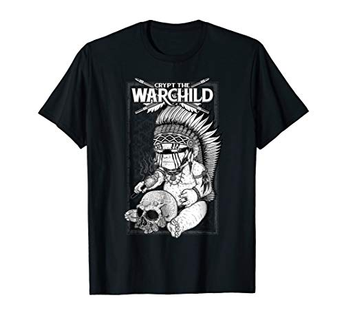 - Crypt The Warchild Shirt Outerspace Philly Rap OS T-Shirt