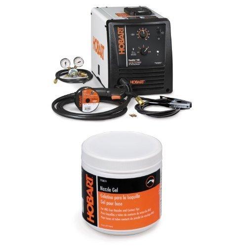 Hobart 500559 Handler Wire Welder with Welding Mig...