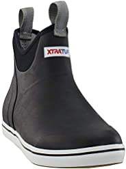 """XTRATUF Performance Series 6"""" Men's Full Rubber Ankle Deck"""