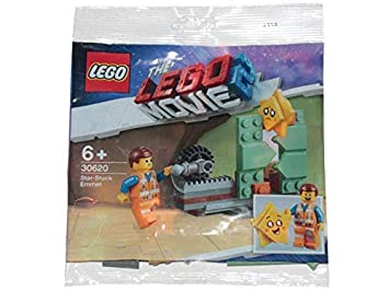 Emmet Construction 30620 Jeu Polybag 2 De Star Lego Movie The Stuck dthrQs