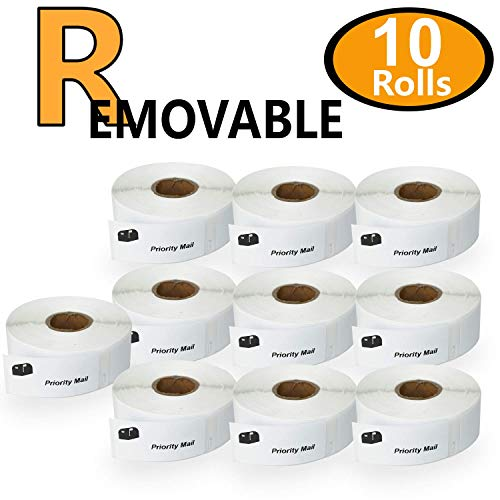 Top 10 best dymo labels removable for 2020