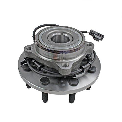dodge 2500 front wheel bearings - 3