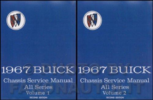 Buick Gran Sport - 1967 Buick Factory Repair Shop & Service Manual Riviera, GS, Gran Sport, 400 Special, Special Deluxe, Skylark, LeSabre, LeSabre Custom, Wildcat, Wildcat Custom, Electra, Electra Custom, Sport Wagon