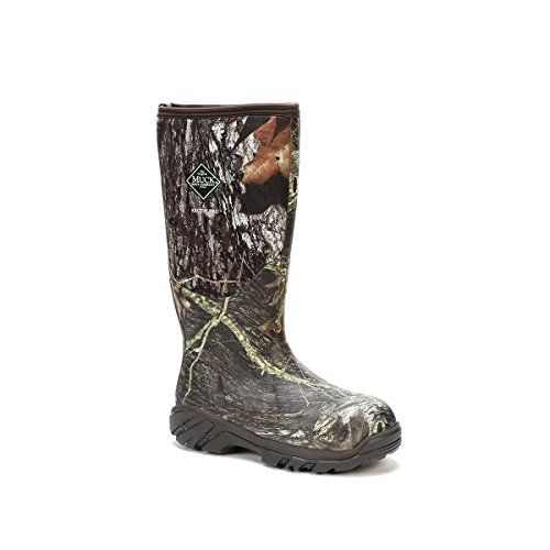 Lace Pac Boot - Muck Boots Mossy Oak Break-Up Arctic Pro Boot, Mens 14