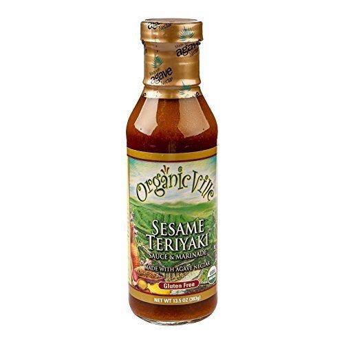 (Organicville, Sauce Teriyaki Sesame, 13.5 Oz)