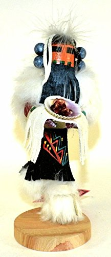 Corn Maiden Kachina 8 Inch