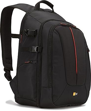 Case Logic DCB 309 SLR Camera Backpack  Black Camera Backpacks