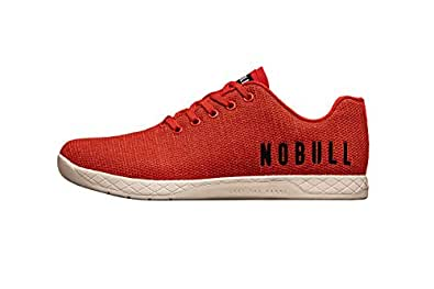 NOBULL Women's Training Shoes and Styles (6, Red Heather)