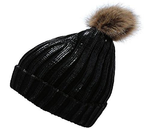 Shiny Black Top Hat - 6