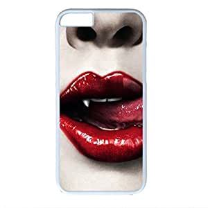 True Blood Custom Back Phone Case for iphone 6 4.7 PC Material White -1218022