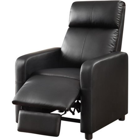 Toohey 600181 Home Theater Recliner, Black by Generic