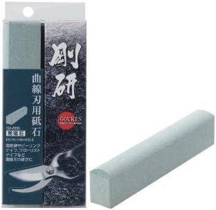 ナニワ(NANIWA) 剛研 曲線刃用砥石 荒砥石 QA-0360