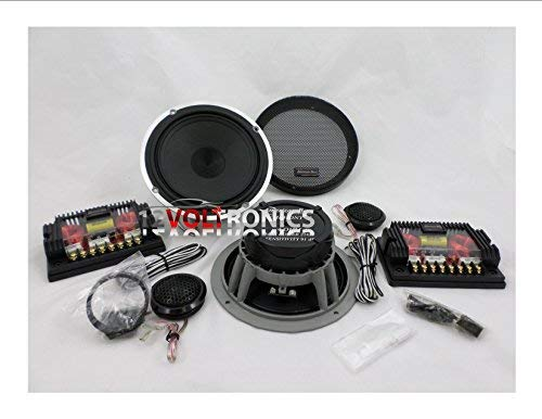 "American Bass Symphony 6.5 Component System 6.5"" Speakers with 1"" Tweeter"