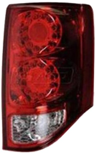 OE Replacement Dodge Caravan Right Tail Lamp Assembly