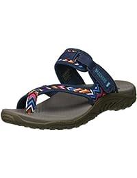 Women's Reggae-Zig Swag Flip-Flop Sandals